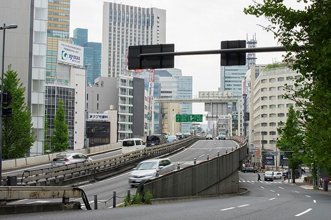 首都高渋谷